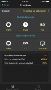 Photopills una app para fotógrafos con IOS 3