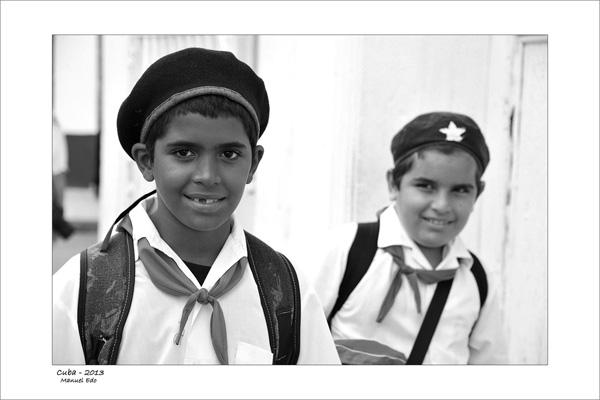Cuba en Blanco y Negro por Manuel Edo 3