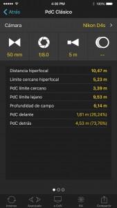 Photopills una app para fotógrafos con IOS 11