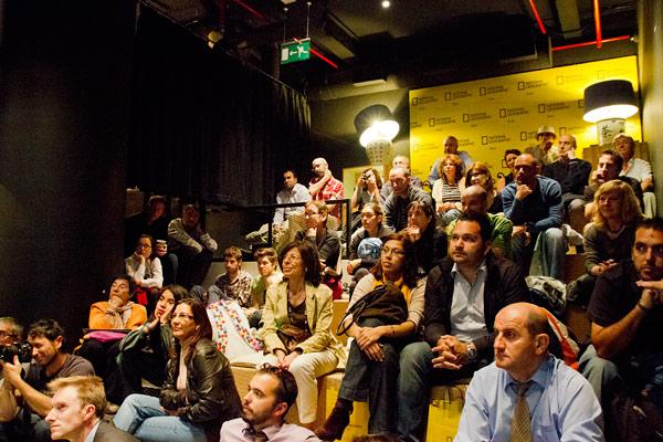 Presentación en National Geographic Store de Madrid 6