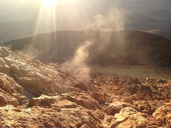 Cerca de las estrellas en el Teide 11