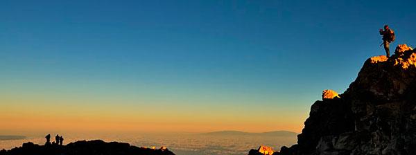 Cerca de las estrellas en el Teide 12
