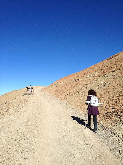Cerca de las estrellas en el Teide 6