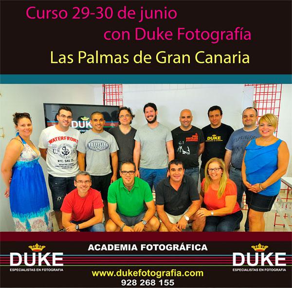 Las noches Canarias con Duke Fotografía 1