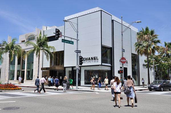 Día 2 de mi viaje a USA. Santa Mónica, Rodeo Drive y Hollywood 2
