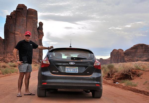 Día 5 de mi viaje a USA. Monument Valley. Arizona 2