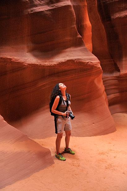 Día 6 de mi viaje a USA. Horseshoe bend y Antelope Canyon 4