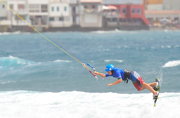 Una de Kite-Surf como off topic del verano 3