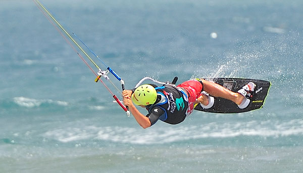 Una de Kite-Surf como off topic del verano 4