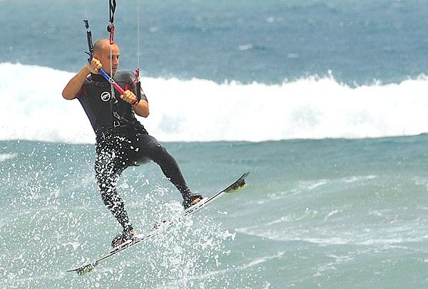 Una de Kite-Surf como off topic del verano 10