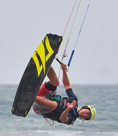 Una de Kite-Surf como off topic del verano 6