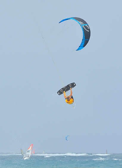 Una de Kite-Surf como off topic del verano 7