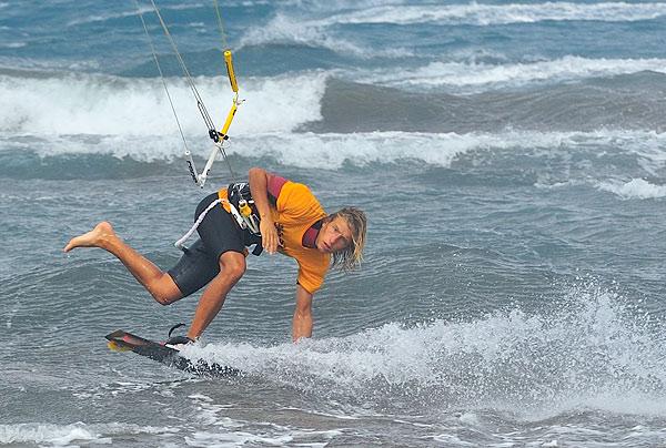 Una de Kite-Surf como off topic del verano 8