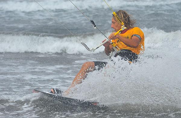 Una de Kite-Surf como off topic del verano 12