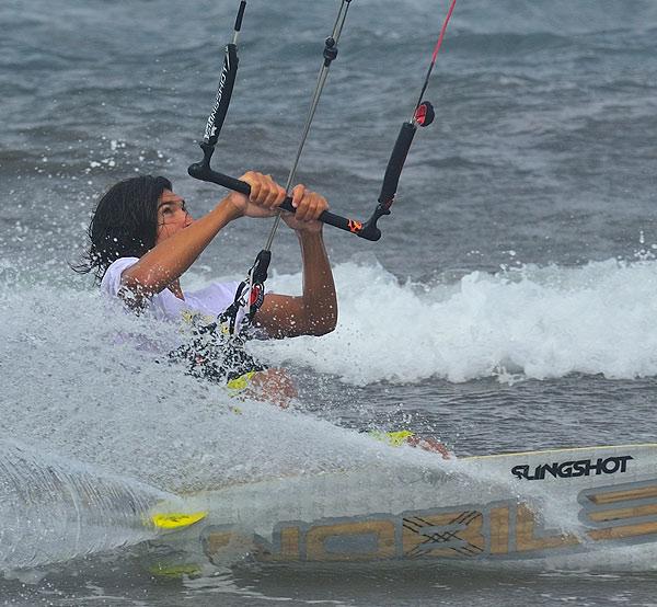 Una de Kite-Surf como off topic del verano 11