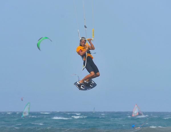 Una de Kite-Surf como off topic del verano 9