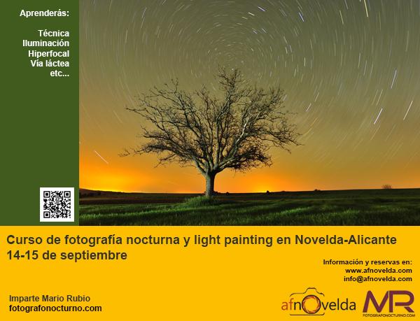 Curso en Novelda-Alicante 14-15 de septiembre 1