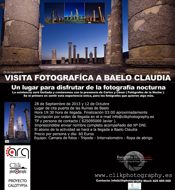 Fotografía y conservación en Algeciras 2