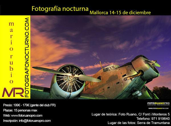 Curso en Mallorca. 14-15 de diciembre 1