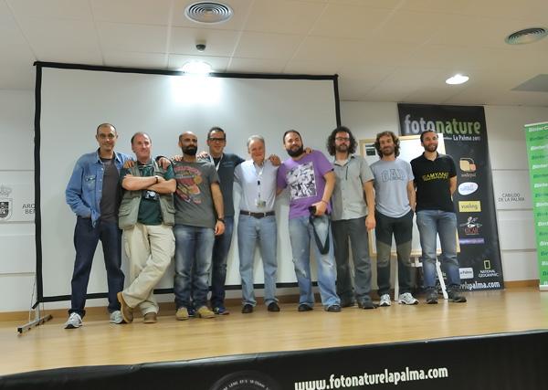 Fotonature La Palma 2013. Así fue el Congreso de Fotografía 3