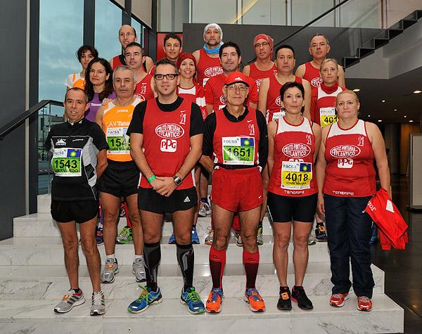 Pedro J. Gómez nos cuenta su maratón de Castellón 3