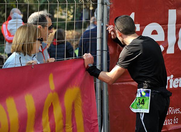 Pedro J. Gómez nos cuenta su maratón de Castellón 9
