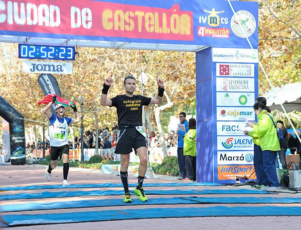 Pedro J. Gómez nos cuenta su maratón de Castellón 8