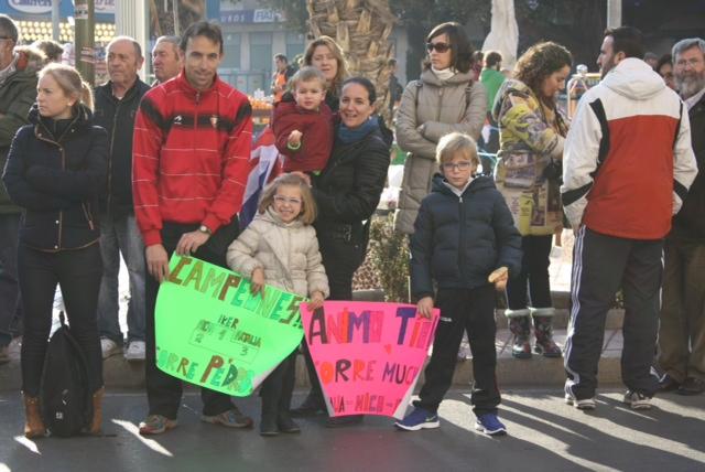 Pedro J. Gómez nos cuenta su maratón de Castellón 5