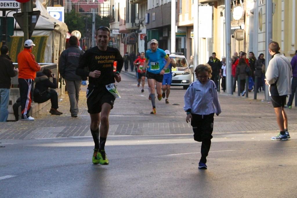 Pedro J. Gómez nos cuenta su maratón de Castellón 6