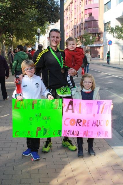 Pedro J. Gómez nos cuenta su maratón de Castellón 10