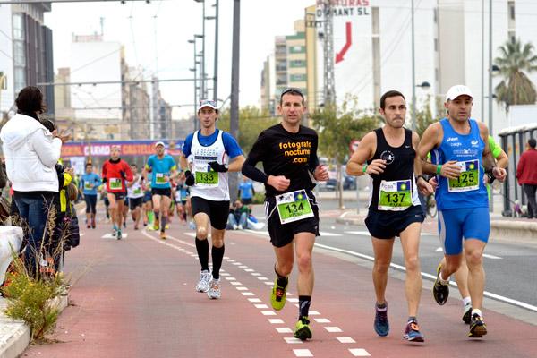 Pedro J. Gómez nos cuenta su maratón de Castellón 4