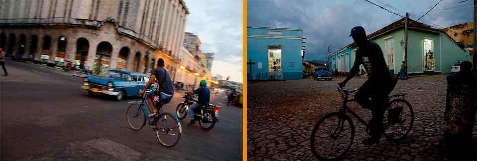 Calles de La Habana (Cuba). Fotografía de Luis Alarcón.