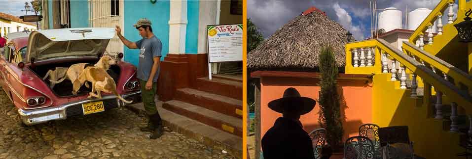 Trinidad, Cuba. Fotografías de Tino Soriano