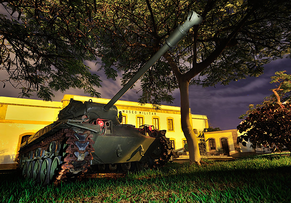 Un paseo por el museo militar Almeida 4