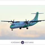 La aerolínea Binter Canarias y Mario Rubio