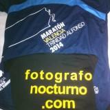 Fotógrafo Nocturno en la 34ª edición del Maratón Valencia Trinidad Alfonso