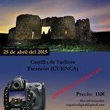 Curso de fotografía nocturna en Tarancón-Cuenca el 25 de abril
