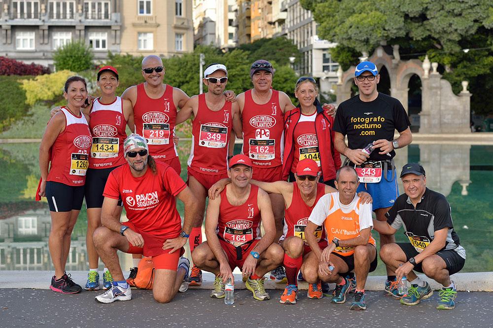Así fue el I Maratón Internacional de Tenerife 5