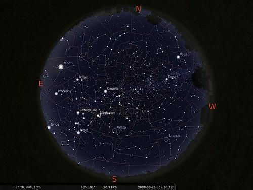 Stellarium 16