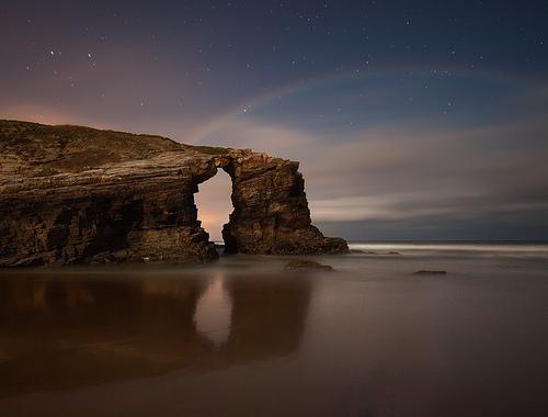 Arco iris lunar 13