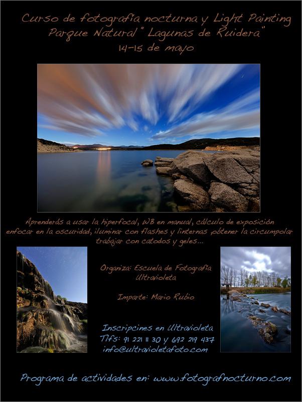 Lagunas de Ruidera. 14-15 de mayo. CURSO COMPLETO 34