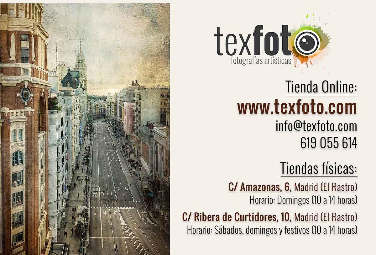 Texfoto-Flyer