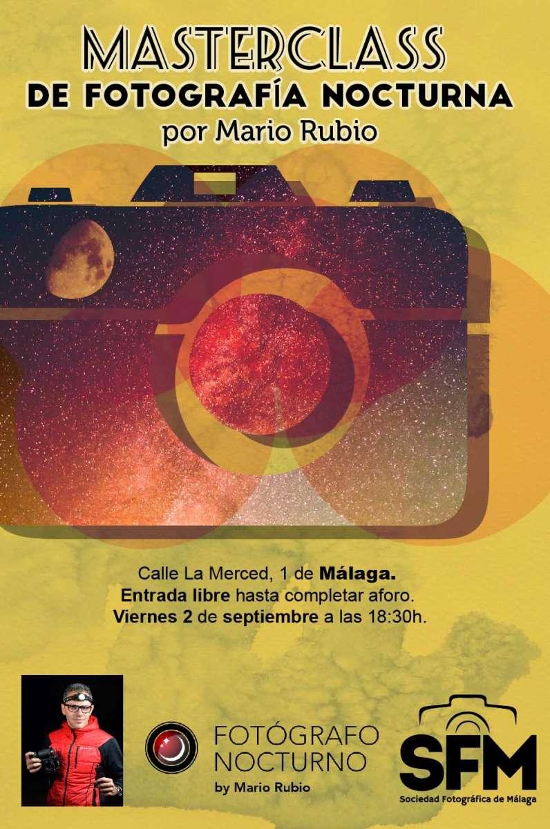 Masterclass gratis en Málaga. 2 de septiembre. 8
