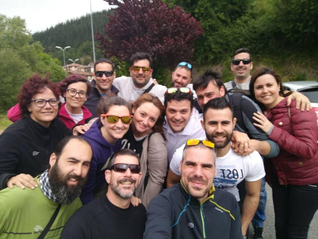 Noctógrafos se reúnen en Navarra para fotografiar la noche y divertirse. 8
