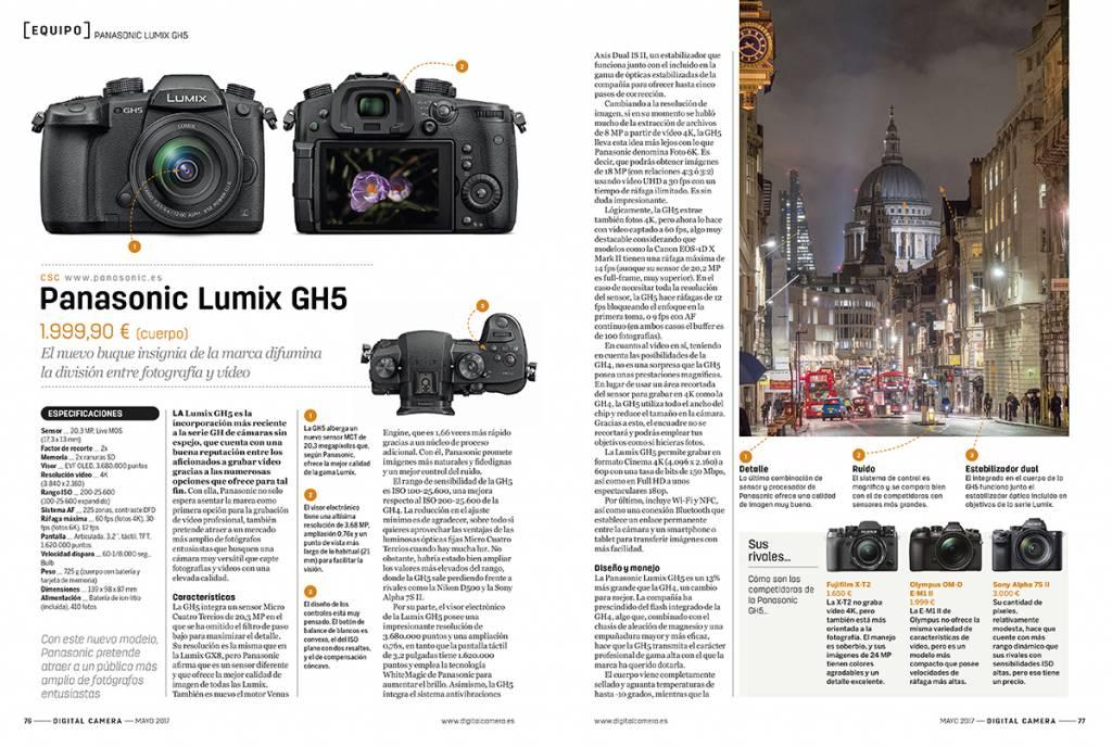 La revista Digital Camera captura la noche 4