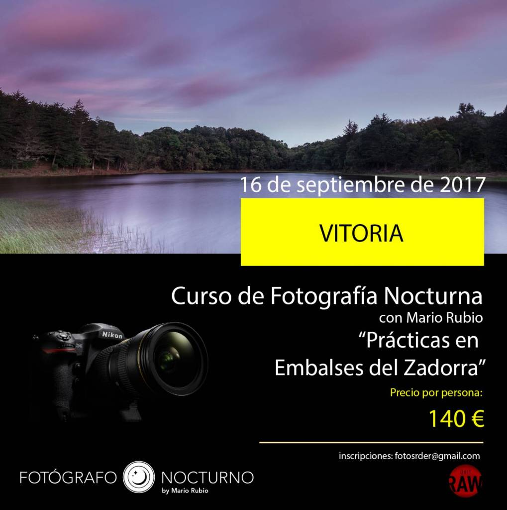 Curso en Vitoria el 16 de septiembre 1