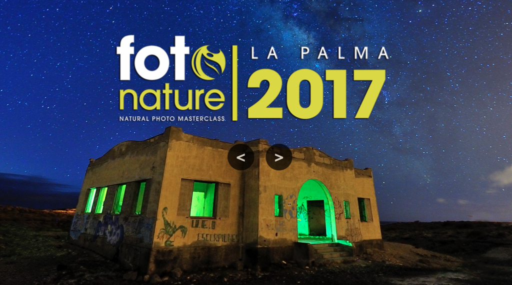 FotoNature La Palma 2017 1