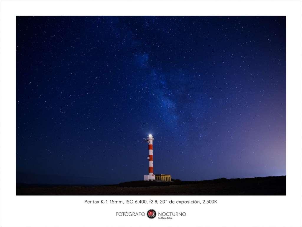 Astrotracer. Otra forma de fotografiar estrellas con la Pentax K-1 4