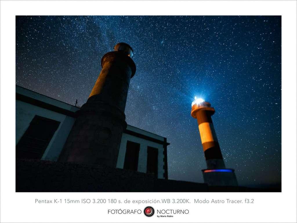 Astrotracer. Otra forma de fotografiar estrellas con la Pentax K-1 3