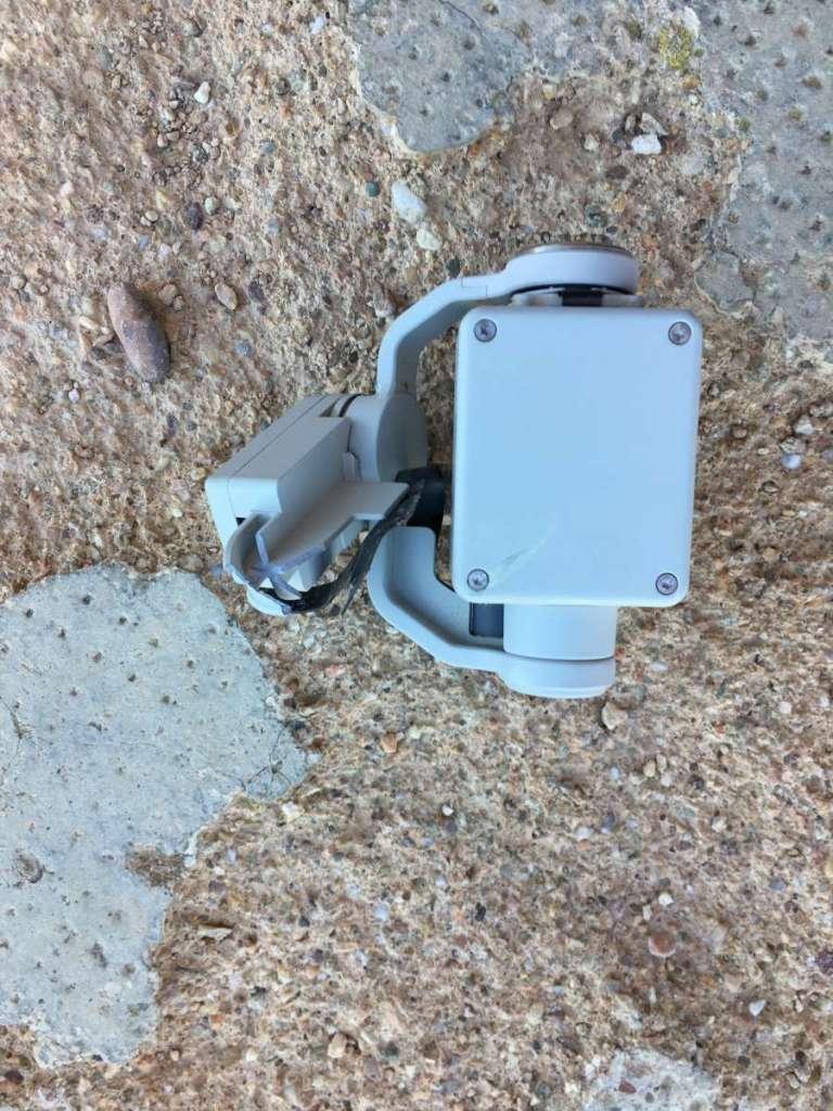 Así murió mi dron y así lo recuperé. Colisión Phantom 4 Pro. 10